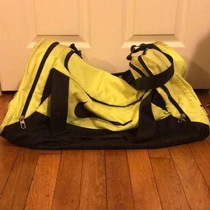Large Nike Duffle Bag